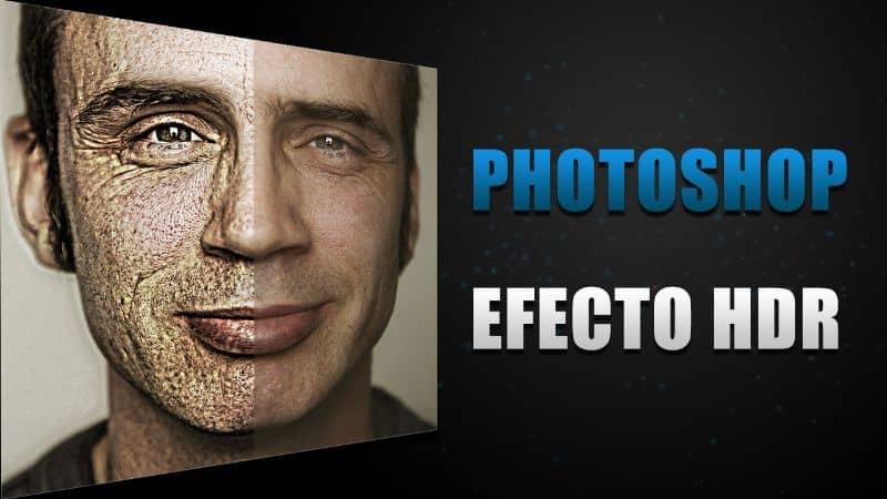 Efectos fotográficos HDR de baja calidad