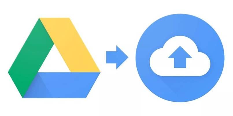 de google drive a la nube