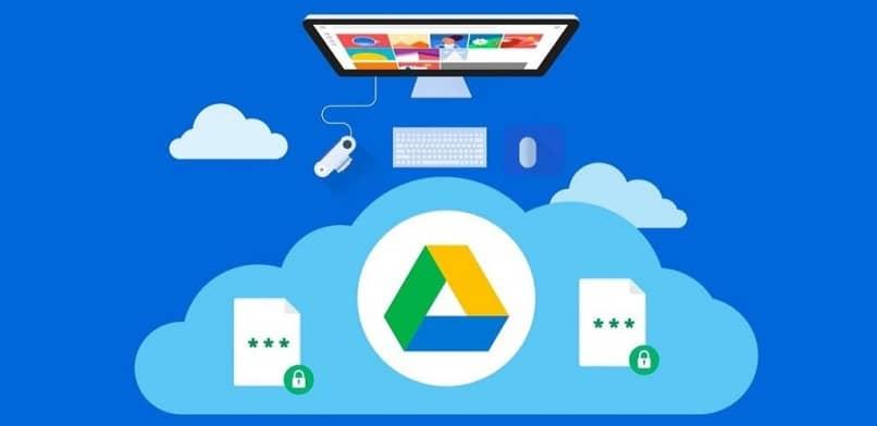 cómo funciona Google Drive
