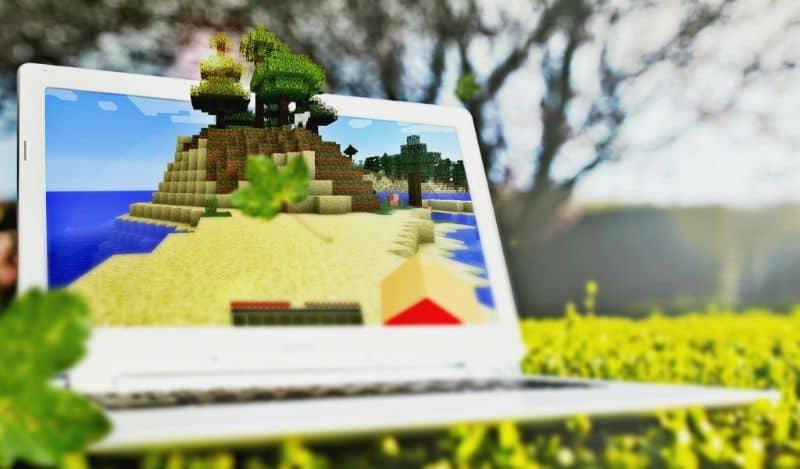 videojuego de minecraft