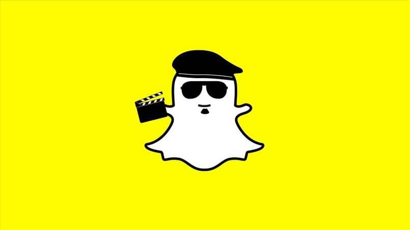 Snapchat cara amarilla