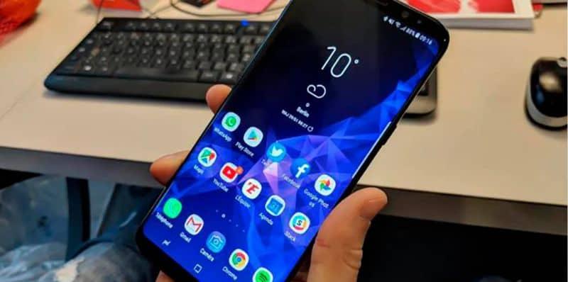 Fondo de pantalla de Android