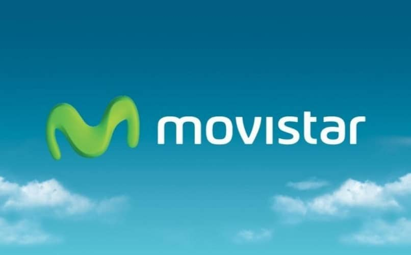 logo original de movistar