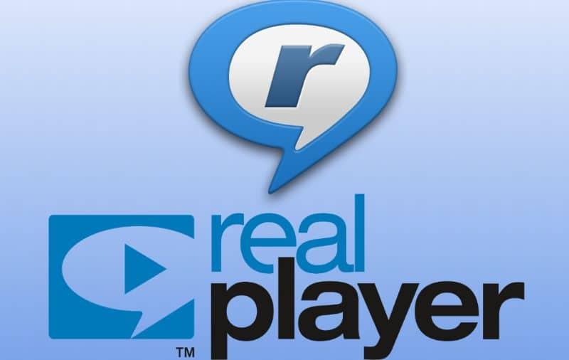 Logotipo de Real Player