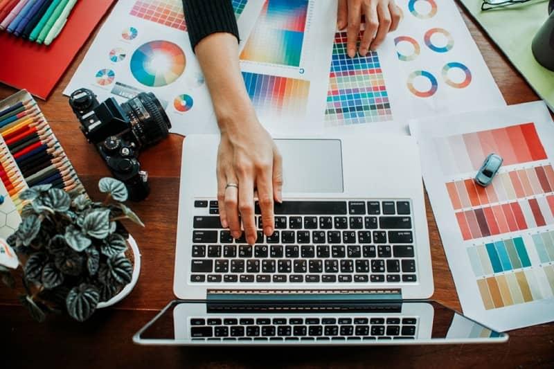 Crea una cuenta de Blogger