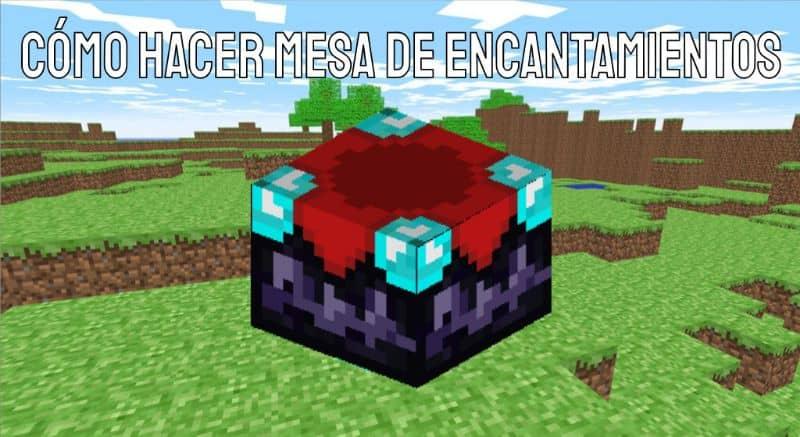 Cómo hacer un tablero de amuletos de Minecraft