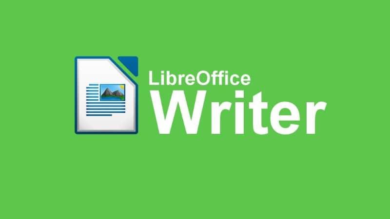 Logotipo de LibreOffice Writer