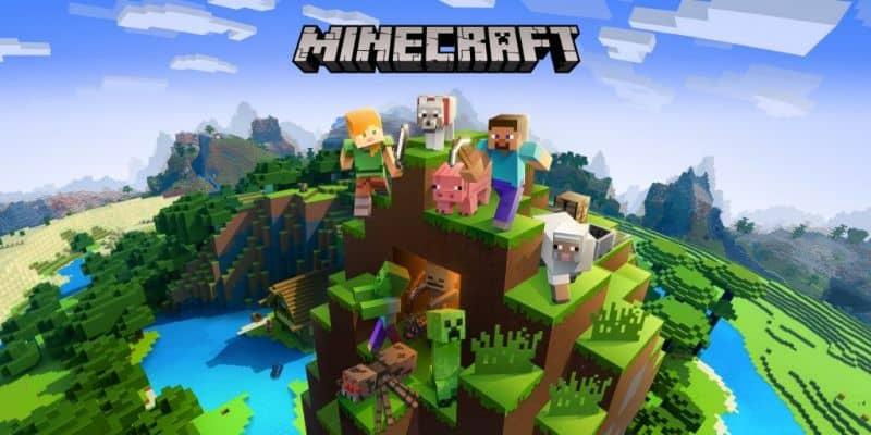 nueva versión de minecraft