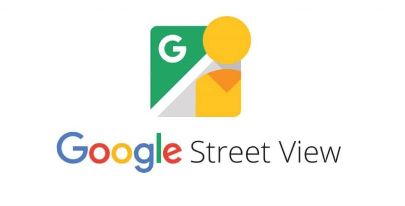 Logotipo de Street View